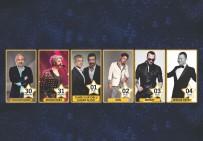 HAKAN ALTUN - Müzikseverler Birbirinden Ünlü Sanatçıların Konserleriyle Müziğe Doyacak