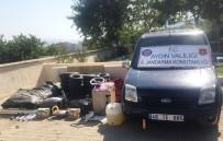 GÜZELÇAMLı - Organizatörler Jandarmadan Kaçamadı