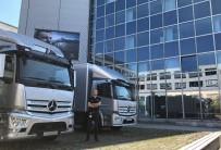 MERCEDES BENZ - Otomotiv Devinde Bir Türk Mühendis