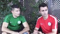 BURAK YıLMAZ - Samudio, Süper Lig'de Gol Krallığı Yarışına Hazır