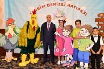 ENGELLİ ÖĞRENCİ - Şehrim Denizli Projesi Tanıtımı Yapıldı
