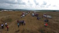 DEVLET HAVA MEYDANLARı İŞLETMELERI - Sinop'ta Denizde Kurtarma Tatbikatı Yapıldı