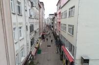 ENVER YıLMAZ - Tarihi Cadde Yenilenecek