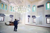 TEVFIK GÖKSU - Taş Camii Açılış İçin Gün Sayıyor