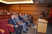 OSMAN SARı - Tekirdağ'ın Ekonomisi Mercek Altına Alındı