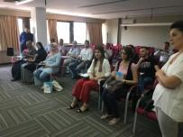 TÜRKIYE RADYO TELEVIZYON KURUMU - TİKA'dan Cezayirli Medya Çalışanlarına Eğitim