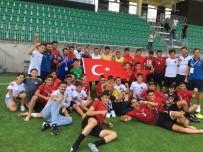 ADEM ÖZTÜRK - U21 İşitme Engelli Futbol Milli Takımı Finalde