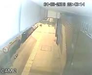 Yalova'daki İş Yerine Silahlı Saldırısı Güvenlik Kamerasında