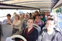ORHAN GAZİ - Yaşlılar Bursa'nın Tarihî Mekânlarını Geziyor