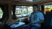 BAKIŞ AÇISI - Yenilediği Taksisinde Hizmette Sınır Tanımıyor