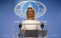 SİLAHSIZLANMA - Zaharova Açıklaması 'ABD Gizli Belgeleri Manipüle Etmeyi Bırakmalı'