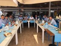 AHMET ÇıNAR - Zonguldak Valisi Çınar OSB Toplantısına Katıldı
