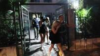 MAĞDUR KADIN - Antalya'da masaj salonuna fuhuş baskını