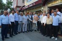 FEVZIPAŞA - 'Askıda Ekmek' Kampanyasına Bir Destekte MHP Aliağa'dan
