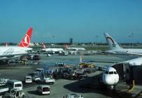 BOEING - Atatürk Havalimanı'nda İki Uçak Çarpıştı