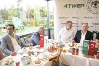 ALI TURAN - Atiker Konyaspor'da Moral Ve Motivasyon Yemeği
