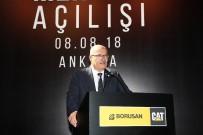 ANKARA SANAYI ODASı - ATO Başkanı Baran Açıklaması 'Ankara Olarak İş Ve İş Makinaları Sektöründe İleri Bir Durumdayız'