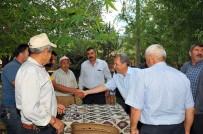 AHMET ÇAKAR - Başkan Akkaya Mahalle Buluşmalarını Sürdürüyor