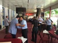 DEMİRYOLLARI - Başkan Avşar'dan TCDD.5.Bölge Müdürlüğüne Ziyaret