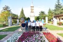 BALCı - Başkan Can Kentteki Oda Başkanları İle Bir Araya Geldi