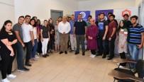 TURHAN SELÇUK - Başkan Çetin'den Üniversite Öğrencilerine Tercih Desteği