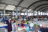 Biga Belediyesi Halk Pazarı Dua İle Açıldı
