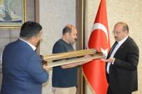 CENGIZ ŞAHIN - BİGİAD Heyetinden Vali Ustaoğlu'na Ziyaret