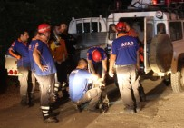 Bursa'da Dağlık Alanda Kaybolan Kişiyi Arama Çalışmaları Devam Ediyor