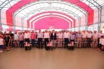 ŞENYAYLA - Cami Çocukları Yaz Spor Şenlikleri'nde Kupa Töreni Yapıldı