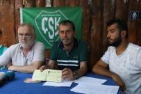 MUSTAFA ÖZTÜRK - Çilimli Belediyespor'dan Kupayı Çalan Kaleci Hakkında Açıklama