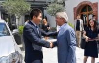 ÇIN HALK CUMHURIYETI - Çin İle Türkiye Arasındaki İlişkilere Yerel Katkı