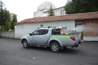 KATI ATIK BERTARAF TESİSİ - Çorum'da Vektörel Mücadele Çalışmaları Aralıksız Sürdürüyor