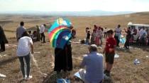 SOSYAL HİZMET - Çubuk Semaları Uçurtmalarla Renklendi