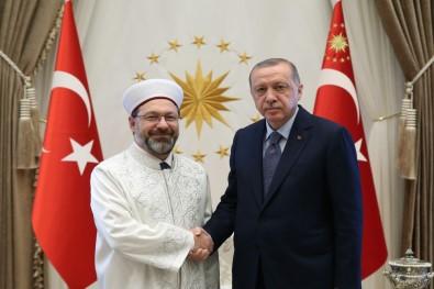 Cumhurbaşkanı Erdoğan'dan kurban bağışı.