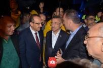 MEHMET YAPıCı - Cumhurbaşkanı Yardımcısı Fuat Oktay Fatsa'da