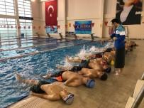 HASAN KAYA - Darıcalı Çocuklar Yüzmeyi Sevdiler