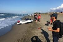 KADIR AYDıN - Denizde Kaybolan Gencin Cesedi Bulundu