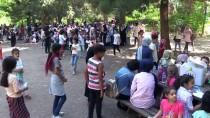 Diyarbakır'da Kur'an Kursu Öğrencileri Piknikte Buluştu