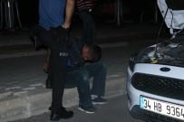 Dur İhtarına Uymayan Araç Lastikleri Patlatarak Durduruldu
