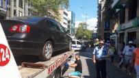 KURAL İHLALİ - Edremit'te Trafik Ekipleri Denetimlerini Arttırdı