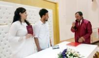 TAKVİM - Efeler'de 21 Çift Evlenmek İçin 08.08.2018'İ Seçti