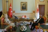 EMINE ERDOĞAN - Emine Erdoğan TBMM'deki 'Sıfır Atık' Projesini İnceledi