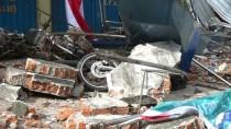 TSUNAMI - Endonezya'da 6,2 Büyüklüğünde Deprem