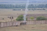 YARALI ASKERLER - Gürcistan'da Türkiye'nin De Katıldığı Askeri Tatbikat Sürüyor