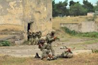 ASKERİ TATBİKAT - Gürcistan'daki Askeri Tatbikat Sürüyor