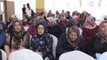 BEKİR BOZDAĞ - Hak-İş'in 'Kadınları Güçlendirme Projesi' Yozgat'ta Başladı