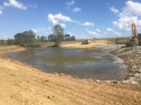 ÇAVUŞKÖY - Hayvanlar İçin İçme Suyu Göleti Yapım Ve Onarımları Hızla Devam Ediyor