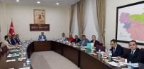 GAZIANTEP TICARET ODASı - İKA Yönetim Kurulu Kilis'te Toplandı