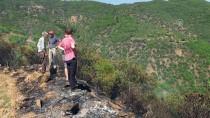 MAKİLİK ALAN - İzmir'de Makilik Alanda Yangın