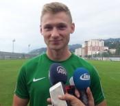 SEMPATIK - Jakub Brabec Açıklaması 'Bir An Önce Lige Başlamak İstiyoruz'